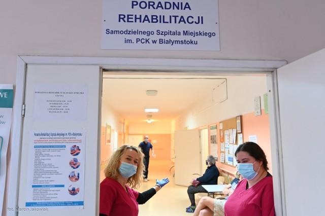 Bezpłatne zabiegi przeprowadzą pracownicy Szpitala Miejskiego w Białymstoku.