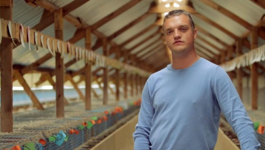 Pierwszą hodowlę Szczepan Wójcik otworzył po powrocie z Holandii.