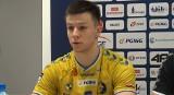 Michał Olejniczak z Łomża Vive Kielce po meczu w Opolu: Głowami byliśmy jeszcze w autokarze (video)