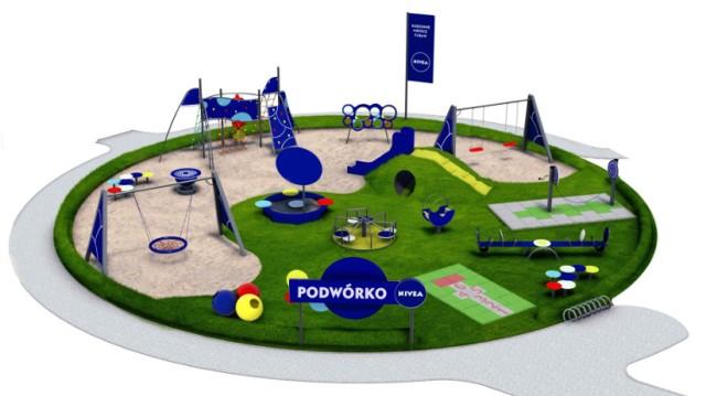 Piekary Śląskie są jedną z 40 miejscowości w całej Polsce, w której zostanie wybudowany nowy plac zabaw Nivea.