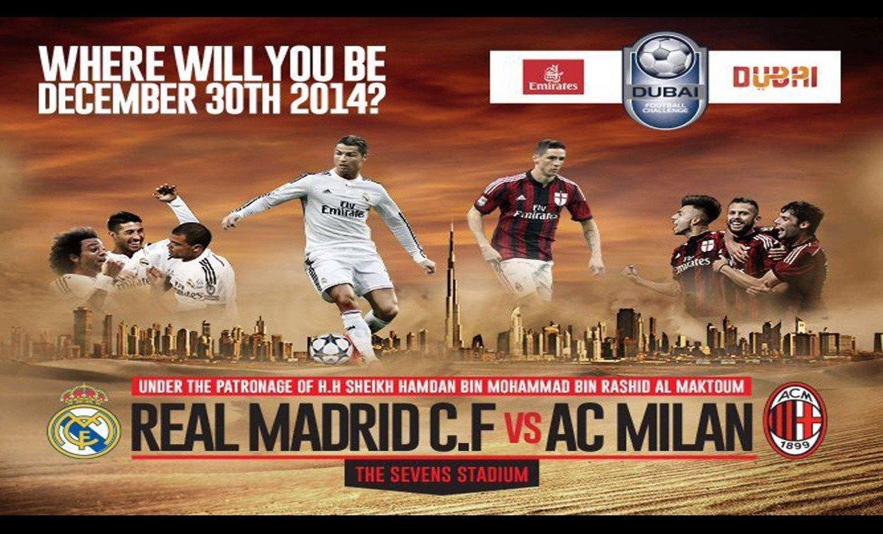 c0fa9abc5 Real Madryt - AC Milan. Wynik meczu - 30 grudnia 2014 (30.12.14