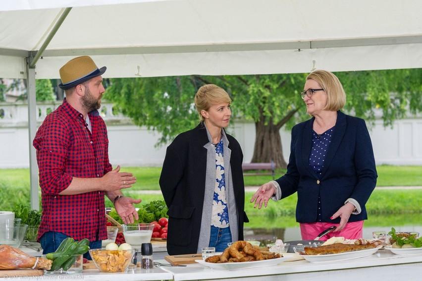 W TVP 1 wychodzi nowy program kulinarno-podróżniczo-sportowy...