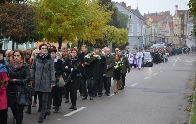 Pogrzeb Wojciecha Szulca odbył się 19 października.