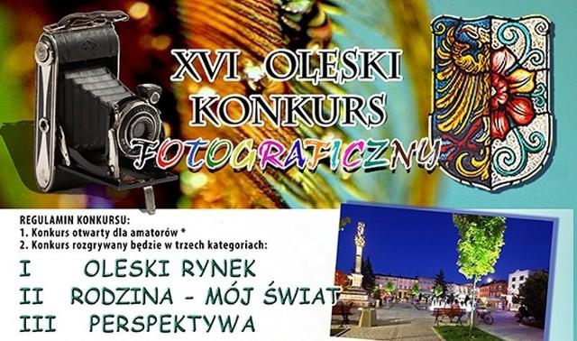 XVI Oleski Konkurs Fotograficzny.
