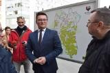 W Katowicach przybędzie w tym roku 14 kilometrów dróg rowerowych MAPA
