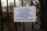 Był Zaczarowany Ogród, jest zniszczony i zamknięty park