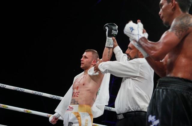 Kamil Szeremeta zwyciężył w debiucie na gali w Stanach Zjednoczonych