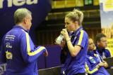 Agata Zakrzewska i Julia Ślązak z KTS Enea Siarkopolu Tarnobrzeg zagrały w Grand Prix Polski