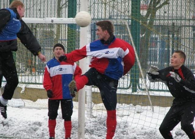 Piłkarze Pogoni strzelili 4 bramki.