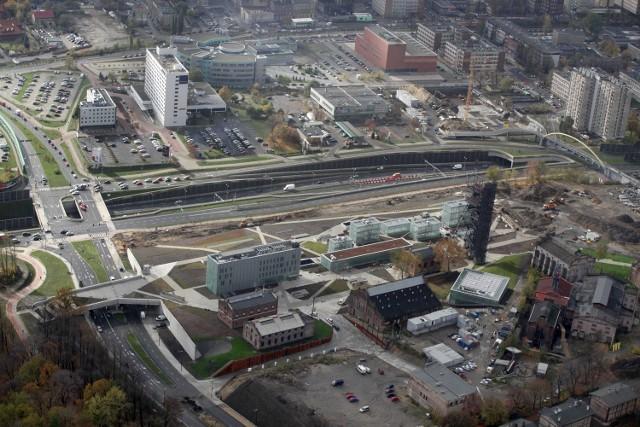 Katowice, DTŚ, Muzeum Śląskie