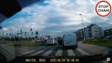 Wrocław: Taksówkarz bije przechodnia. Bójkę mija policja. I nic!