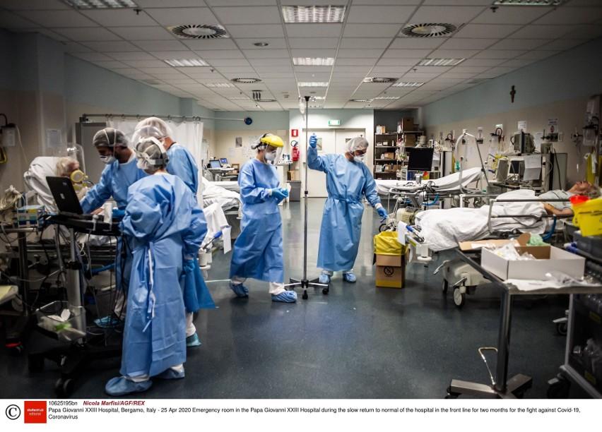 Włochy: Lekarz został oskarżony o zabicie dwóch pacjentów zakażonych koronawirusem, chciał znaleźć miejsce dla innych chorych