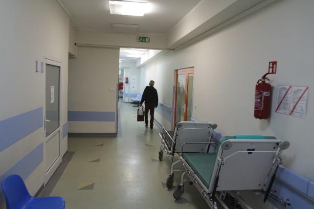 Izba przyjęć Sosnowieckiego Szpitala Miejskiego. To tutaj, według relacji rodziny, Krzysztof walczył o życie przez dziewięć godzin