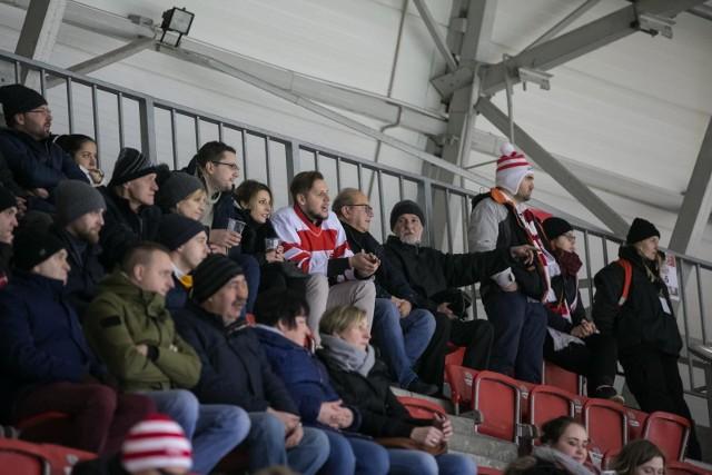 Kibice pomagali Cracovii w meczu z Orlikiem Opole