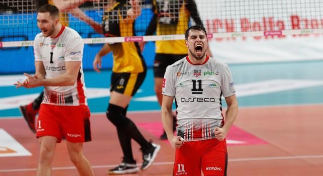 Fabian Drzyzga to jeden z czołowych graczy reprezentacji Polski i Asseco Resovii