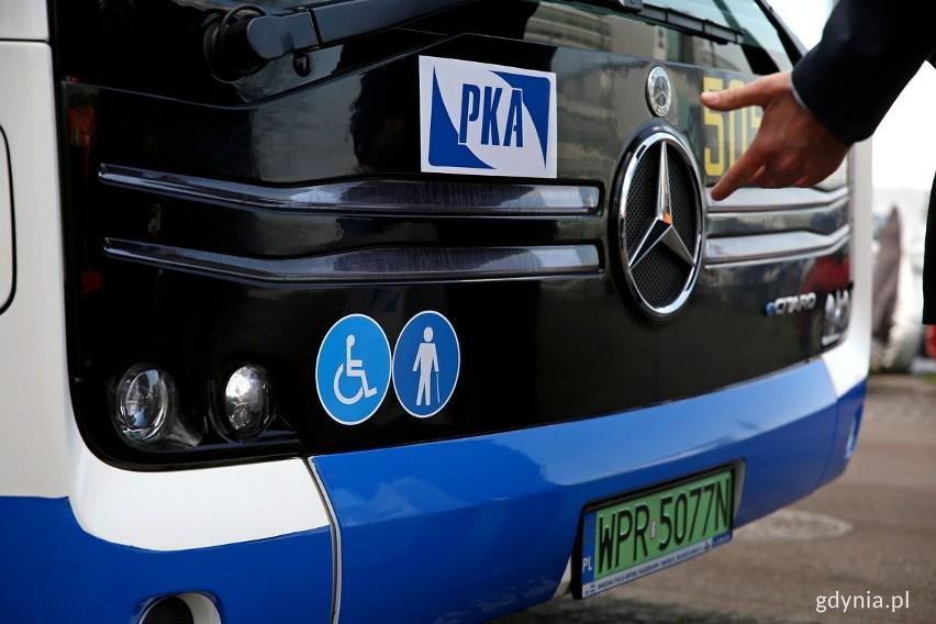 Jeżdżące nowinki technologiczne - 24 elektryczne autobusy Mercedesa od przyszłego roku wyjadą na ulice Gdyni. Są naszpikowane technologią!