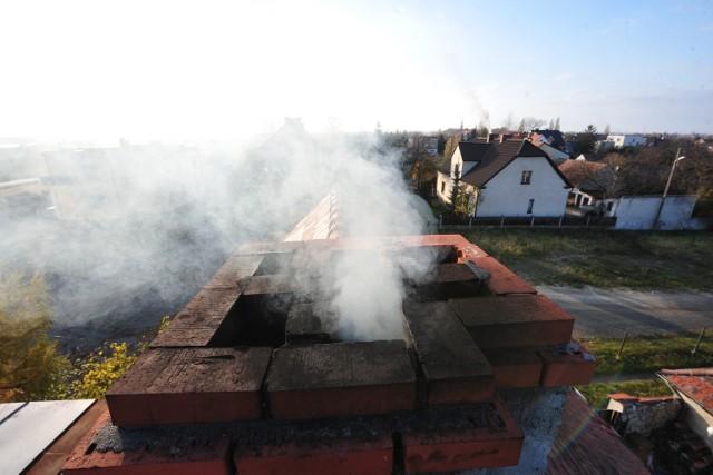 Rozpoczął się sezon grzewczy, a to ma m.in. wpływ na pogorszenie się jakości powietrza.