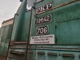 Cmentarzysko lokomotyw PKP na Olechowie. Stoją tu zanim trafią do huty! ZDJĘCIA