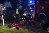 Kolejny tragiczny wypadek pod Skierniewicami. Są ciężko ranni. Dwa tragiczne wypadki na DK 70 pod Skierniewicami jednego dnia