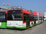 Kolejne trolejbusy przegubowe jeżdżą już po ulicach Lublina