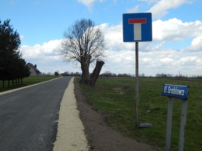 Droga do domu premier Beaty Szydło, zdjęcia z marca 2016
