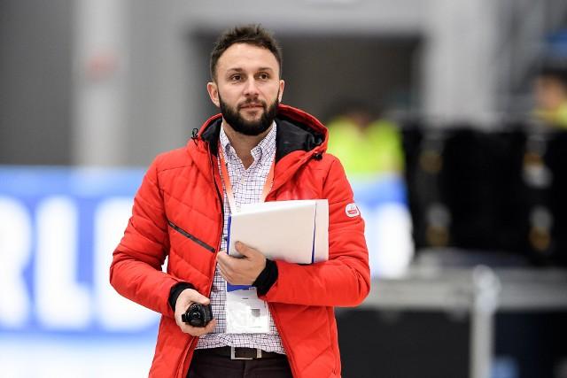 Konrad Niedźwiedzki zapowiada, że będzie bardzo aktywnym szefem polskiej misji olimpijskiej podczas igrzysk w Pekinie