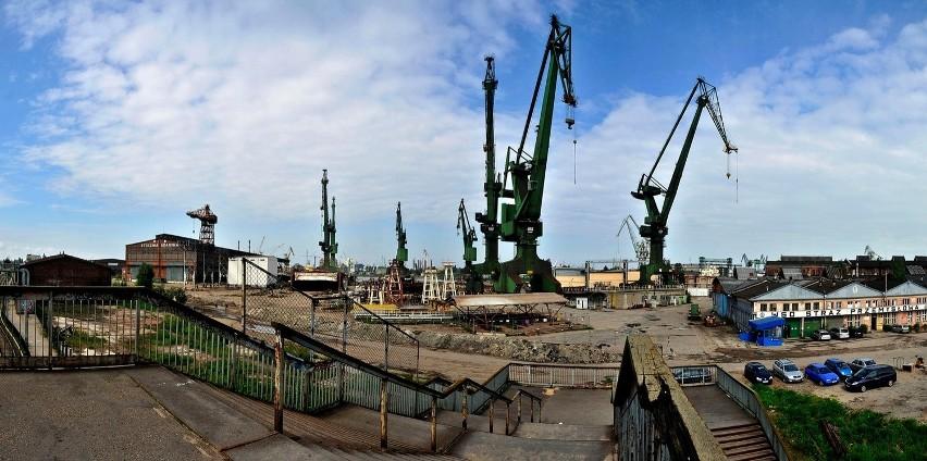 Do tej pory ukraińskie zaangażowanie w stocznię wyniosło 350 mln zł