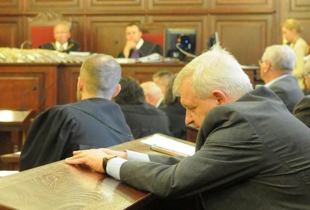 Prezydent Gorzowa Tadeusz Jędrzejczak na ławie oskarżonych w Sądzie Apelacyjnym w Szczecinie