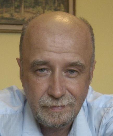 Roman Zemanek z Państwowej Inspekcji Pracy w Opolu