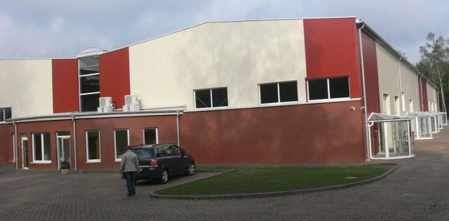Inkubator Przedsiębiorczości. Hala i biura już prawie gotoweInkubator przedsiębiorczości ma ruszyć od nowego roku. Budynek jest niemal gotowy.