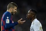 El Clasico dla Realu Madryt. Barcelonę wykiwali Vinicius Junior i Mariano [WIDEO]