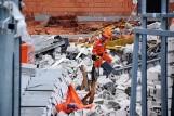 Wybuch w bloku na osiedlu Sarni Stok w Bielsku-Białej: tajemnicza Brygada Wschód żąda wstrzymania prac. Grozi wysadzeniem kolejnych bloków!