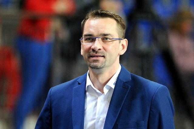 W najbliższych dniach prezesa ZAKSY Sebastiana Świderskiego będzie można oglądać nie w garniturze, a w stroju sportowym.