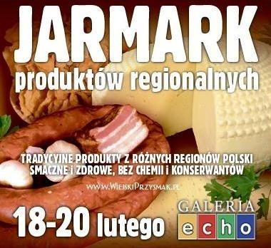 Jarmark w Galerii Echo rozpocznie się 18 lutego.