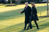 USA: Ostatnie przemówienie Donalda Trumpa. Wspomniał w nim o Polsce. Mike Pence nie będzie żegnał swego szefa