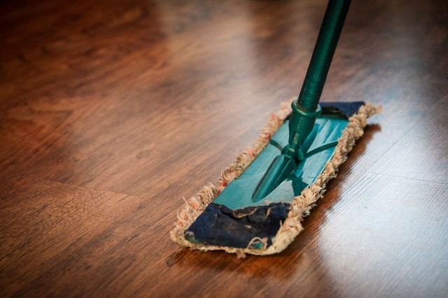 A jeśli chcemy posprzątać jeszcze przed świętami? Trzeba zgłosić się dużo wcześnie