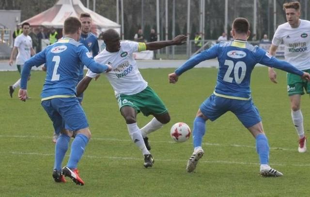 CHINONSO AGU ostatnio grał w norweskim Kvik Halden FK (sezon 2018/2019 jesień)