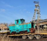 Stare lokomotywy z Rogowa potrzebują wsparcia