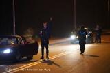 Nielegalne wyścigi uliczne w Kostrzynie nad Odrą. Policja zbiera materiał dowodowy. Sprawą zajmie się prokuratura