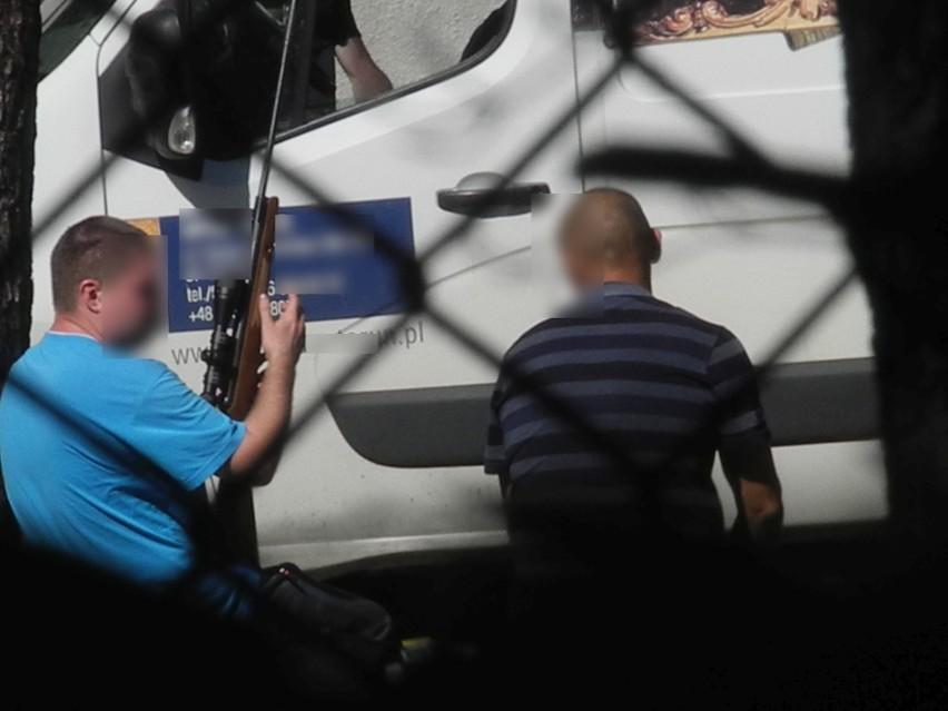 Strzały na Rudelce. Kto i po co używał broni?...