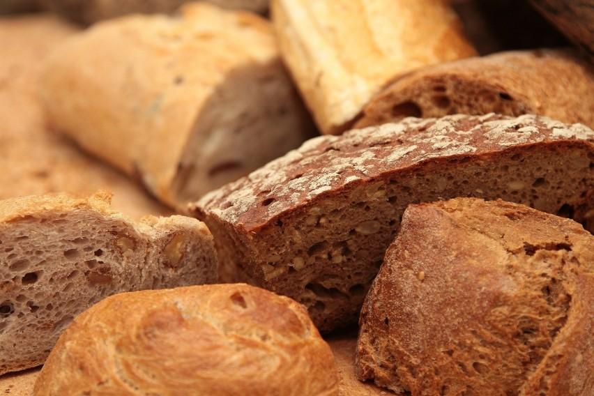 Bez względu na rodzaj chleba, produkt ten może być...