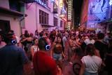Silent Disco we Wrocławiu! Zobacz jak kolorowo było w sobotni wieczór