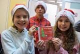 Uczniowie z Ośniszczewka nagrali audiobook dla chorych dzieci