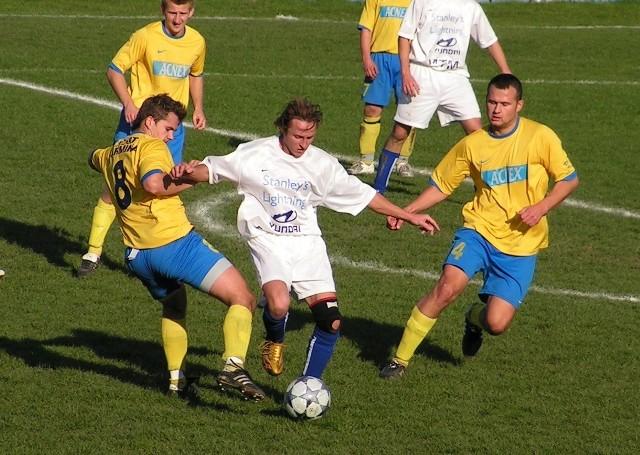 VI liga Kraków (2008): Węgrzcanka - Piast Wołowice