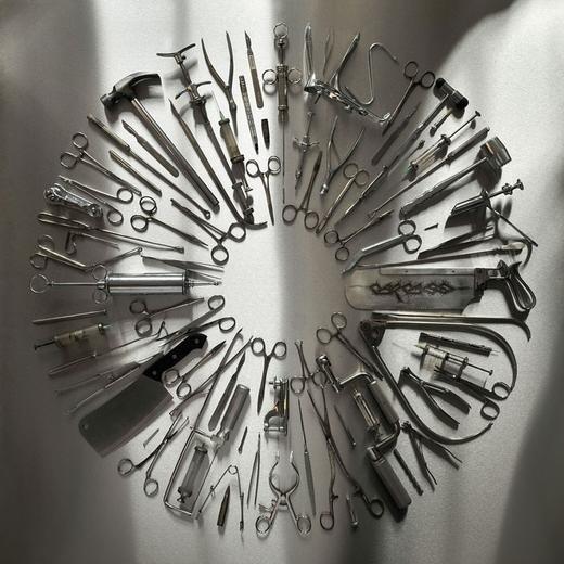 Carcass, Surgical Steel, wyd. Warner, cena: 55 zł
