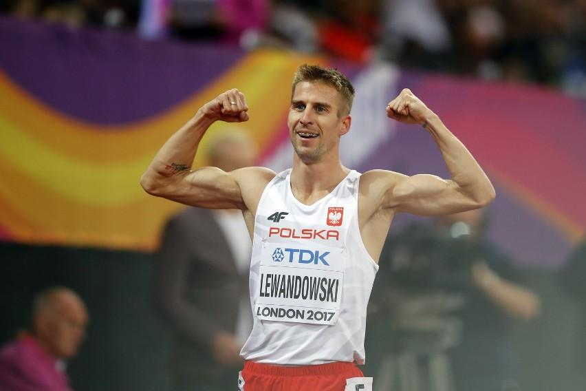 Marcin Lewandowski.