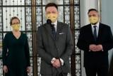 Kolejne transfery do partii Szymona Hołowni. Mirosław Suchoń, Grzegorz Nowosielski i Wanda Brociek dołączyli do Polska 2050