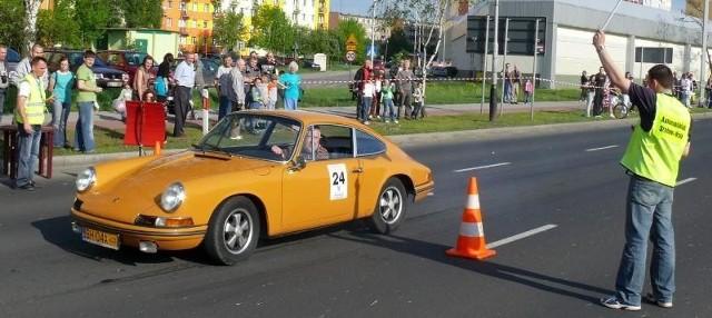 W kategorii POST-1965 wygrał Gregor Korpas na Porsche 912 z 1967 r.