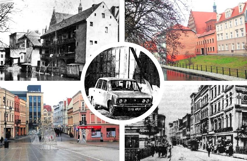 Stare zdjęcia Bydgoszczy. Popatrzcie, jak się zmienia nasze...