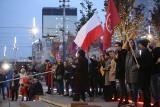 """Protest w Katowicach. """"Wolna szkoła!"""". Uczniowie domagają się dymisji ministra Czarnka"""